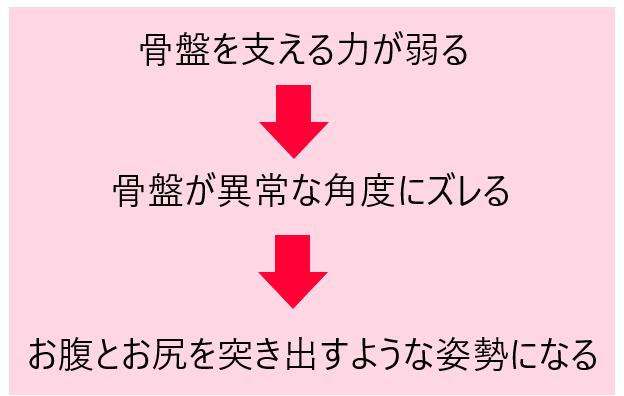 腰痛メカニズム②
